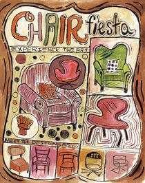 Chair Fiesta by Dena Bushnaq