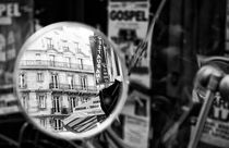 Paris Reflections by Philip Cozzolino