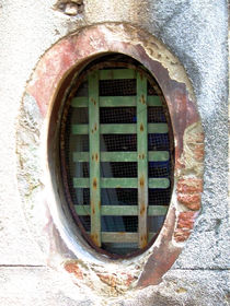 Portal in the Wall by Dennis Faherty