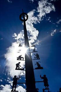 Sky High von Jan-Patrick Schmitz
