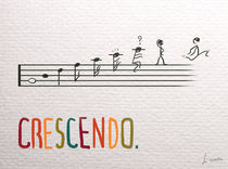CRESCENDO by Jó Rivadulla
