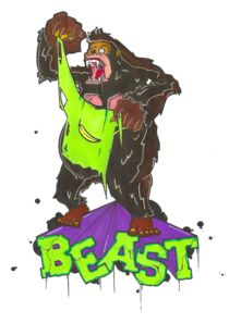 THE BEAST von btok-design