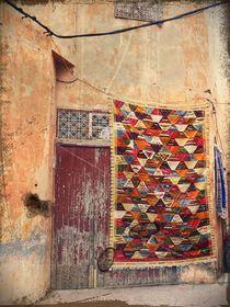 Berber Kelim von Damien Yoccoz