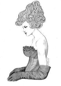 María Antonieta by caleis