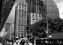 New York City World Trade Center Looking In von Jedrzej Jonasz