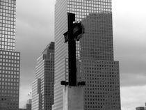 New York City World Trade Center Cross von Jedrzej Jonasz