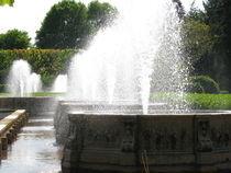 Frozen Fountains by Jeffrey Batt
