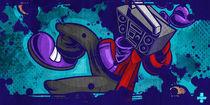 Master Blaster! by robert-crump