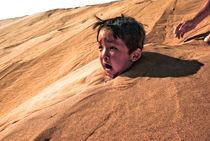 Mongolian Boy by Jason Ehrig