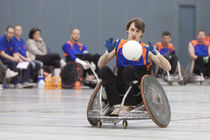wheelchair rugby, quad rugby by Wiebke Wilting