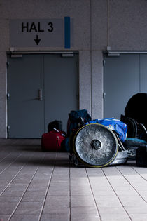 rugby wheelchair by Wiebke Wilting