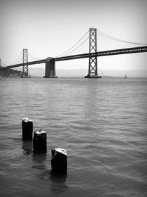 San Francisco Bridge by digitalbee