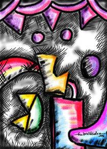 Colorful Shadow von Gabriel Mendez