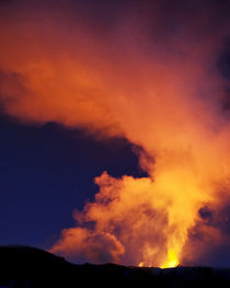 Volcano von Kristinn  Magnusson