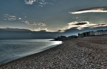 Brighton Beach von Simeon Jones