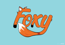 Foxy von Kate Slavin
