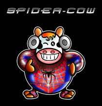 Spidercow by Laura Marchesini