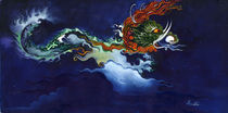Tibetan Dragon by Ivette Evans