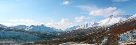 Tombstone-mountains