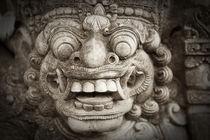 Bali Statue.3 by Kok Yan Chin
