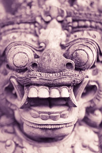 Bali Statue.1 von Kok Yan Chin