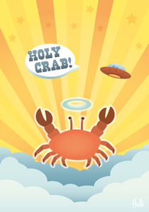 Holy Crab! by Thomas Hollnack