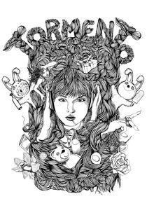 Girl's World von Leandro Zamonel