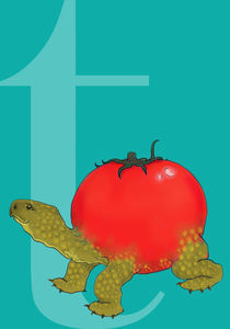Tomato Turtle by Chrissy Culver