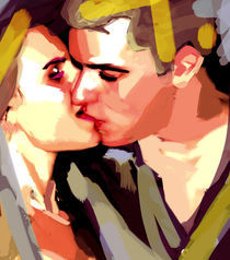 Kiss of Love 2 by Rodrigo Aquino Verdun