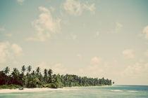 Maldivian Island 1B by Darren Martin