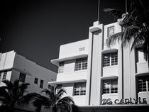 Art Deco South Beach Miami 3 von Darren Martin