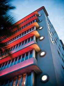 Art Deco South Beach Miami 2 von Darren Martin