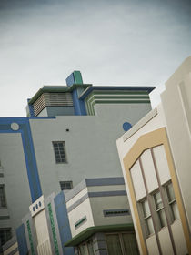 Art Deco South Beach Miami von Darren Martin