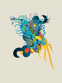 Slon von Daria Zazirei