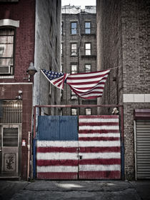 American-flag-alley