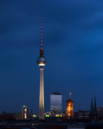 Berlin by Night by bromberger