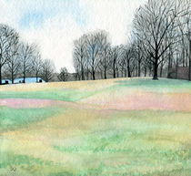 Cleveland Landscape by Hsi Tan Cheng