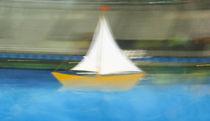 The Little Boat... von Reinaldo Smoleanschi