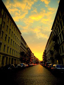 Streets of Berlin von Karina Stinson