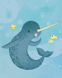 Narwhal by Alexandra Salas