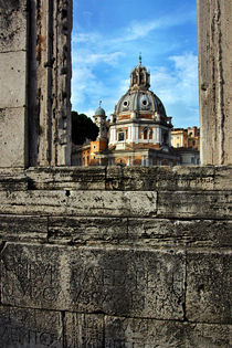 Santa Maria di Loreto - Rom by captainsilva