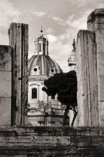 Santa Maria di Loreto - Roma von captainsilva