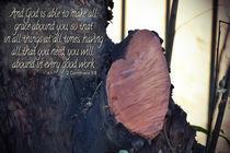 2 Corinthians 9:8 von Michelle Roets