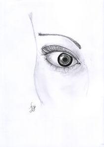 Inward Eye by Hassaam Ali