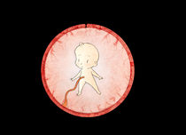 Margaret the unborn von Tatiana Machado