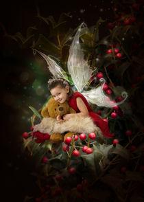 Christmas fairy by mira-arnaudova