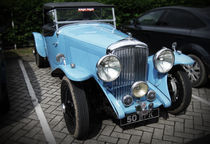 Bentley Classic Car by designandrender