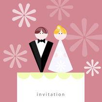 wedding invitation by thomasdesign