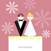 wedding invitation von thomasdesign