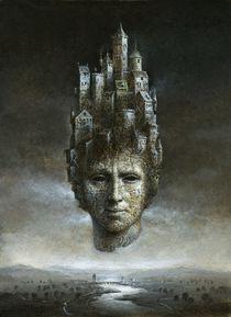 Head Castle by yaroslav-gerzhedovich